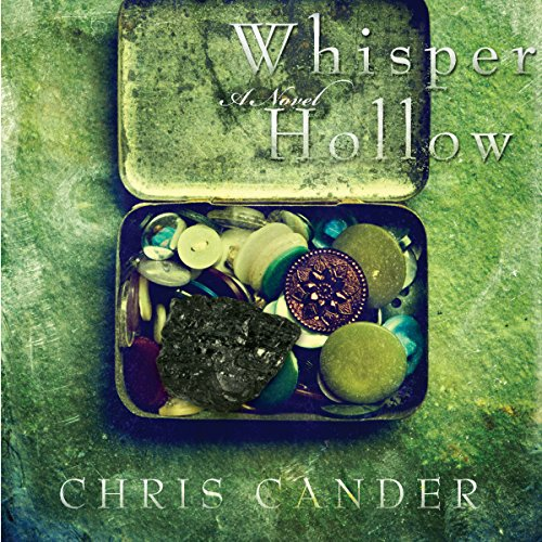 Whisper Hollow audiobook cover art