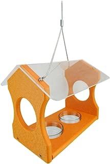 JCs Wildlife Nature Products USA Orange Oriole Poly Lumber Bird Feeder 3000