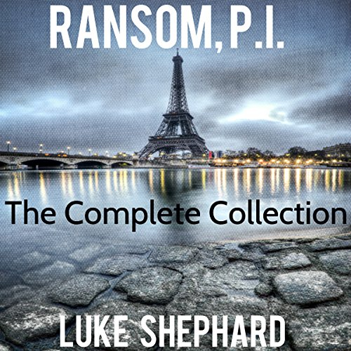 Ransom, P.I.: The Complete Collection audiobook cover art
