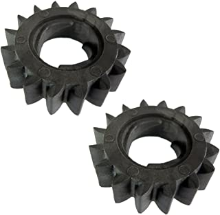 Package of (2) Replacement Briggs & Stratton Starter Gears 695708