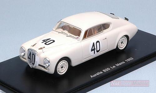 marca famosa Spark Model S4392 Lancia Aurelia B20 N.40 N.40 N.40 8th LM 1952 F.BONETTO-E.Anselmi 1 43 Compatible con  venta caliente