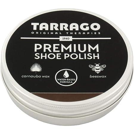 Tarrago   Premium Shoe Polish 50 ml   Betún en Pasta para Zapatos Premium   Para Reparar Cuero, Cuero Sintetico y Goma
