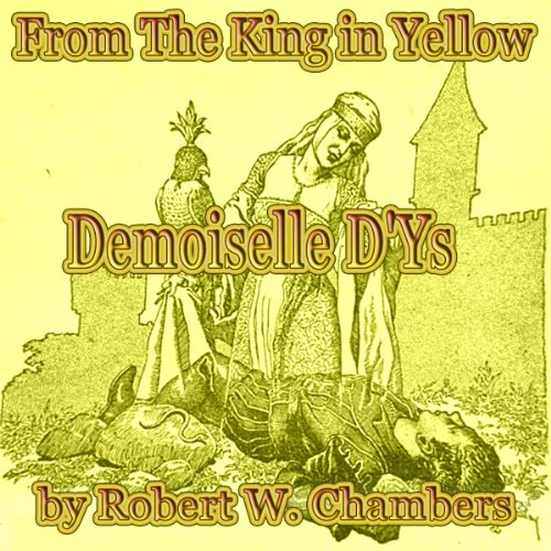 Demoiselle D'Ys audiobook cover art