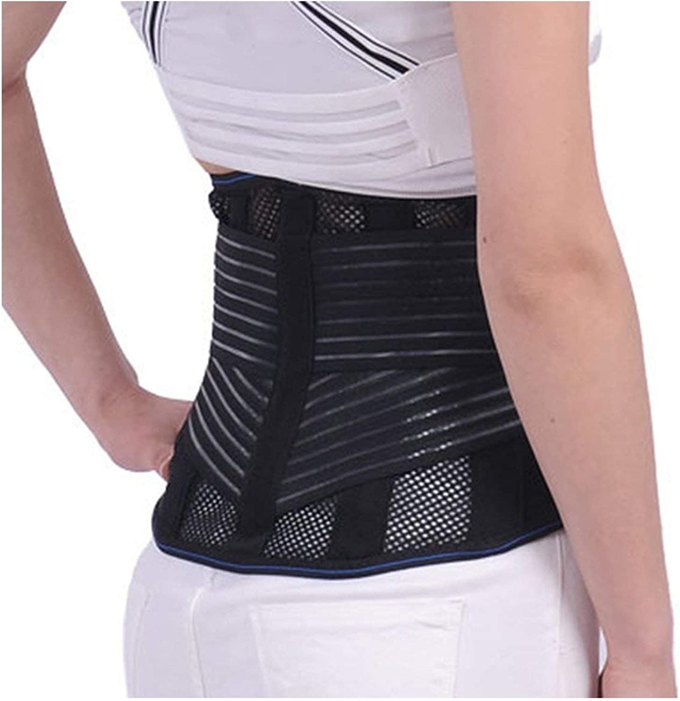 I NeedYou Tourmaline Steel Bone Bar SelfHeating Waist Belt Back Brace Orthopedic Posture Corrector Corset Belt