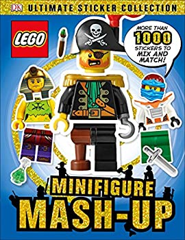Ultimate Sticker Collection  LEGO Minifigure  Mash-up!  Ultimate Sticker Collections