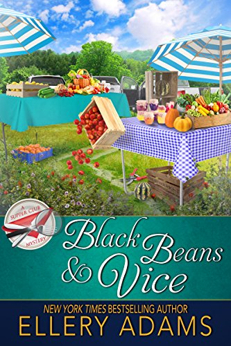 Black Beans & Vice (Supper Club Mysteries Book 6) (English Edition)