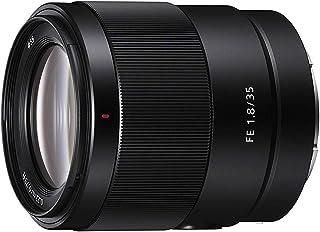 Sony SEL-35F18F Standaard Lens Single (Vaste Brandpuntsbreedte, 35 mm, F1.8, Volledig Formaat, Geschikt voor A9, A7, A600...