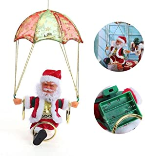 Santa Claus decoration traditional Christmas gifts Christmas dance Christmas toys electric toys electric music