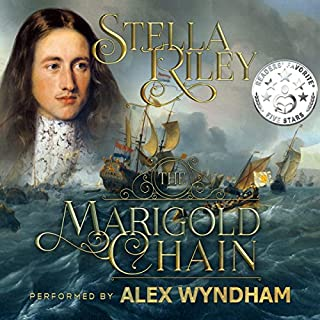 The Marigold Chain                   By:                                                                                                                                 Stella Riley                               Narrated by:                                                                                                                                 Alex Wyndham                      Length: 10 hrs and 9 mins     105 ratings     Overall 4.6