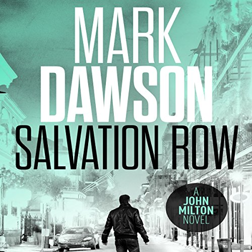 Salvation Row cover art