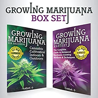 Growing Marijuana: Box Set cover art