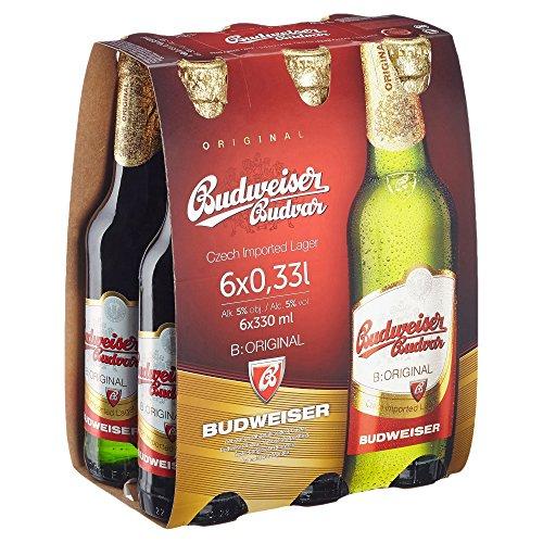 Budweiser Pils MEHRWEG (24 X 0.33 l)