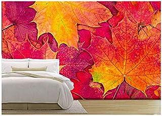 لوحة جدارية كبيرة جدارية من Sdefw بمنظر استوائي مع أشجار النخيل وورق حائط فني حديث لتزيين الحائط - 21
