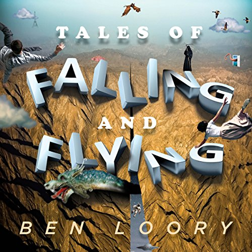 Tales of Falling and Flying audiobook cover art