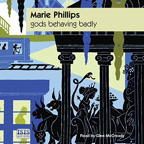 Gods Behaving Badly cover art