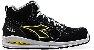 Utility Diadora - Chaussures de Travail Montantes Run Net AIRBOX Mid S3 SRC pour Homme et Femme
