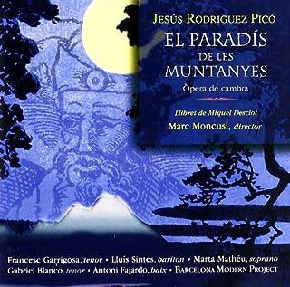Pico: El Paradis de les Muntanyes Chamber Opera