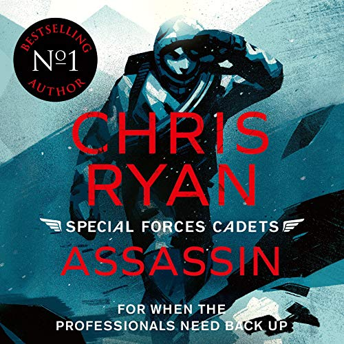 Special Forces Cadets 6: Assassin cover art