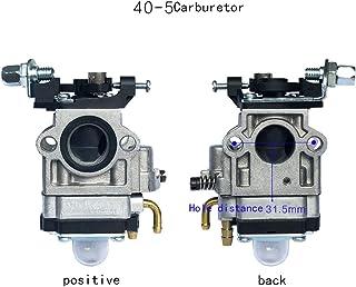 Motor de gasolina de dos tiempos TU26 767 Pulverizador Hedge Ferrug Machine Químico Aceite 40-5 Abrazo Cortacésped Cortacésped Aceite químico (Color : 40-5)