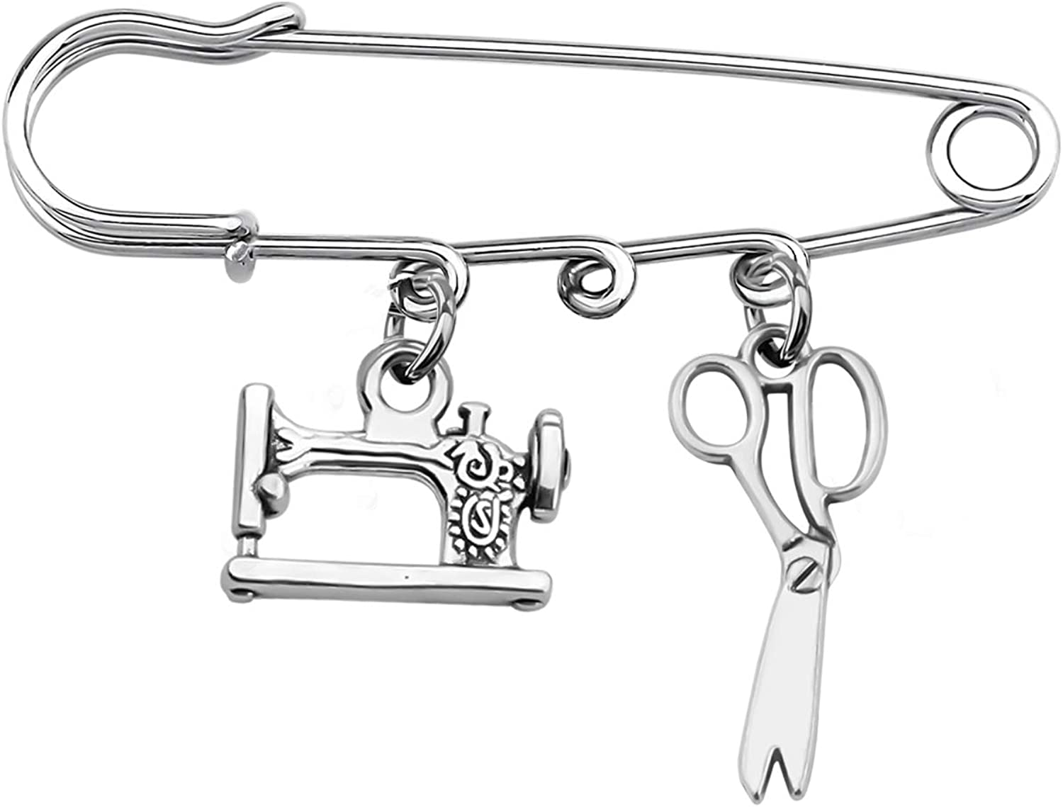 BEKECH Infinity and Sewing Our San Antonio Mall shop OFFers the best service Machine Lariat Jewe Y Necklace