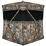 Best Ground Blinds - Tangkula 3 Person Pop up Ground Blind, Portable Review