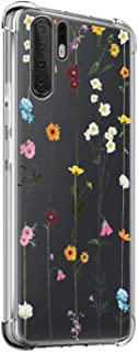 Oihxse transparante beschermhoes voor Huawei Honor 9X/9X Pro/Y9S/P Smart PRO2019, zacht, TPU, siliconen, schokbestendig, b...