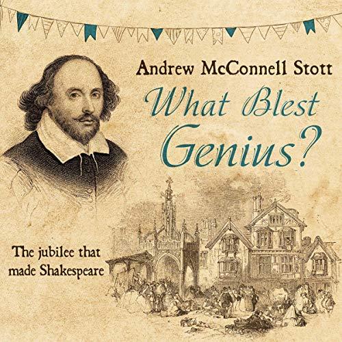 What Blest Genius audiobook cover art