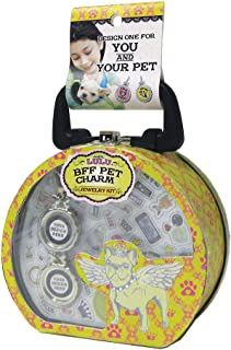 Sugar Lulu BFF Pet Charms Design Your Own Jewelry Kit