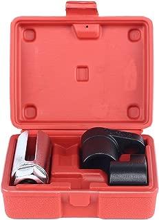 8MILELAKE 3 Pc Auto O2 Oxygen Sensor Wrench 6 Point Sensor Socket Wrench Tool
