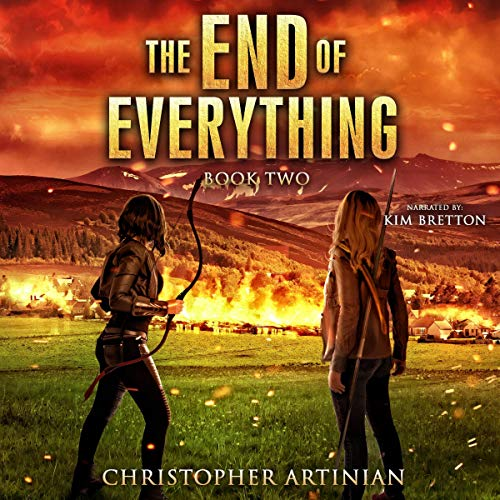 『The End of Everything: Book 2』のカバーアート