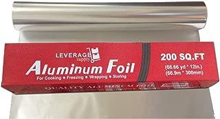 Aluminum Foil (200 Square Foot Roll)