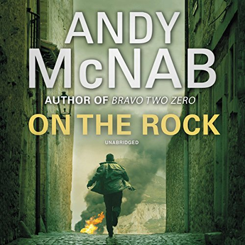 On the Rock audiobook cover art