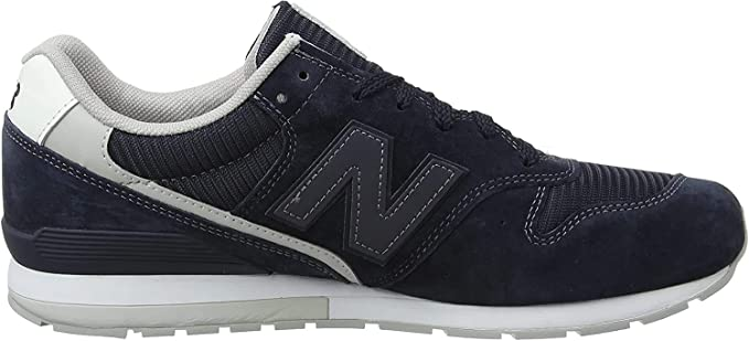 New Balance Men's 996 Suede Trainers, Blue