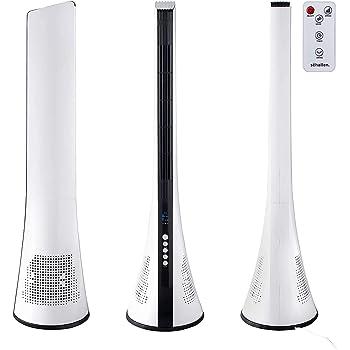 Silentnight Oscillating Bladeless Tower Fan Super Auction