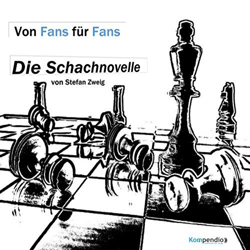 Die Schachnovelle audiobook cover art