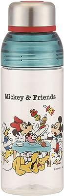 スケーター セパレート ウォーターボトル 茶漉し付 水筒 ミッキー&フレンズ ピクニック ディズニー PSPR5