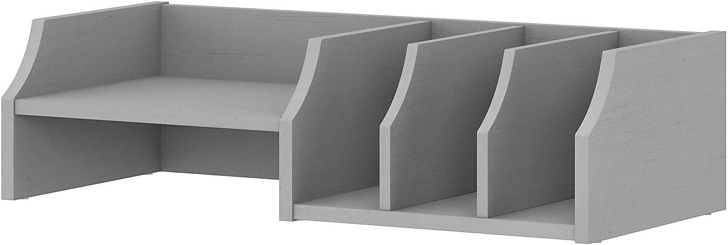 2021 autumn and winter new Bush Furniture Fairview Sales of SALE items from new works Desktop Organizer Cap 27W with Shelves