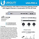 Ubiquiti USG-PRO-4 UniFi Security Gateway Router