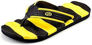 Muryobao Flip Flops for Men Non Slip Summer Beach Slippers Large Size Extra Wide Platform Thong Sandals