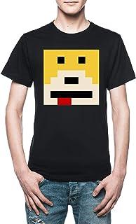 Vendax Señor Oizo - Plano Eric - Mojado Camiseta Hombre Negro