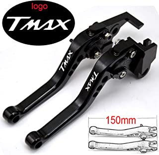 T-MAX 500 Leva del freno sinistra nero per Yamaha YP 400/Majesty