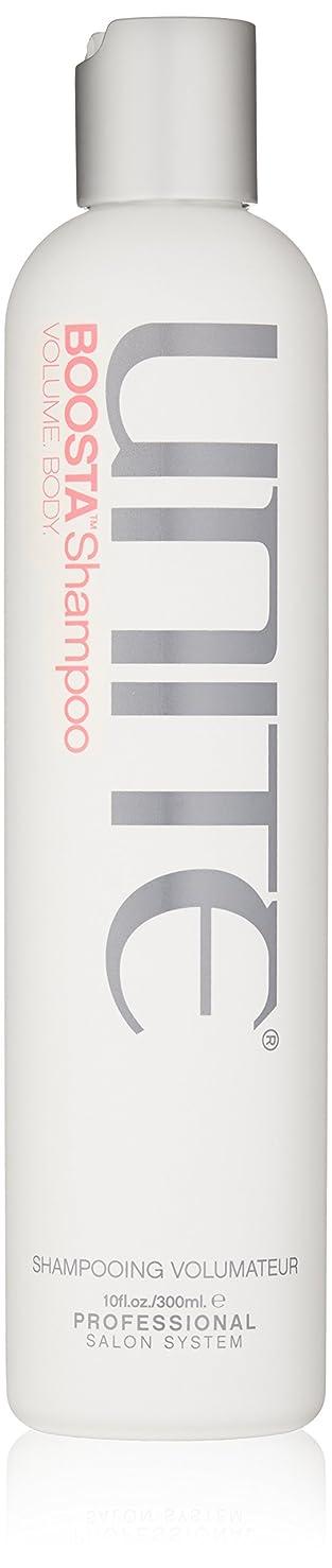 起業家ブレイズケーキユナイト Boosta Shampoo (Volume Body) 300ml