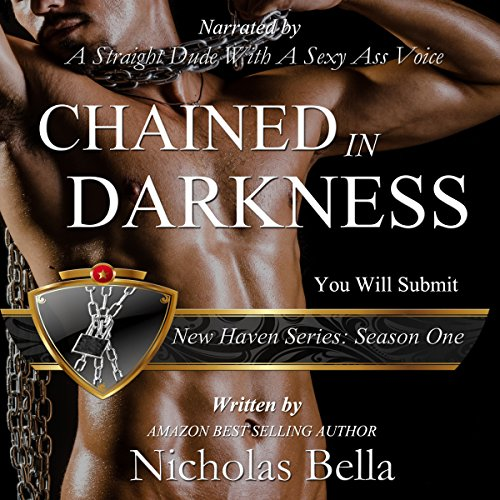 Chained in Darkness: Season One Complete audiobook cover art