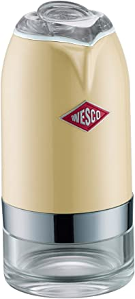Preisvergleich für Wesco 322824-23 Milchkännchen 6.60 x 12.50 cm, mandel