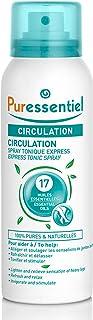 Puressentiel - Circulation - Spray Tonique Express aux 17 Huiles Essentielles - 100% pures et naturelles - Aide à soulager...