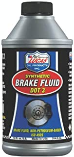 Lucas Oil 10825 Brake Fluid - 12 oz.