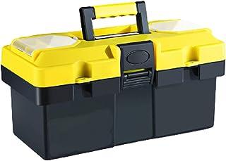 Portable Tools Box, Multifunctional Large-Capacity Tackle Box Tool Storage Box Single Double-Layer Bait Box Portable Fishi...