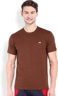 2go Active Gear USA T-Shirt (EC-TS-01(SP)Roasted CoffeeM)