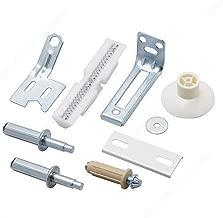 9-1151 Bi-Fold Door Hardware Kit Door with 2 Panels.(Set of 1)