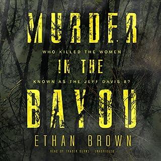 Murder in the Bayou audiobook cover art